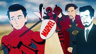 Прощай, Человек-Паук / Красная Команда