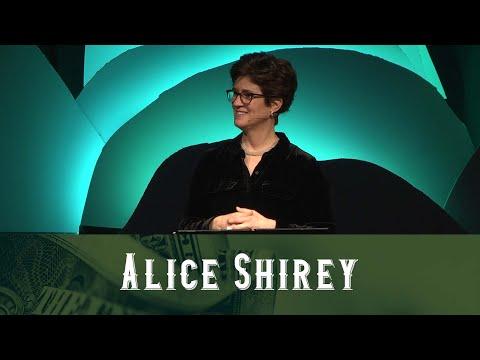 I Love God But... It's My Money - Alice Shirey