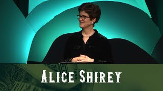 I Love God But... It's My Money - Alice Shirey