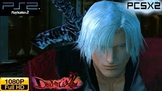 Devil May Cry 2 - PS2 Gameplay 1080p (PCSX2)
