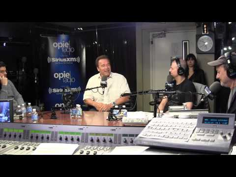 Arnold Schwarzenegger wants to be President but...  - @OpieRadio @JimNorton