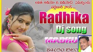 Radhika dj song