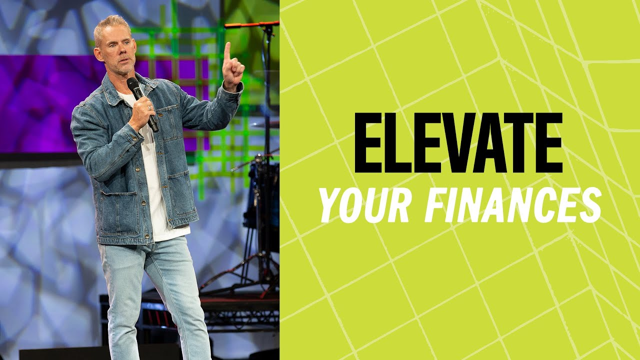 How to Elevate Your Finances | Sandals Church