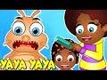 Gambar cover YAYA YAYA   Nyimbo za Watoto za Kiswahili   Swahili Kids Songs   Nyimbo za Kitoto  Katuni za Swahili