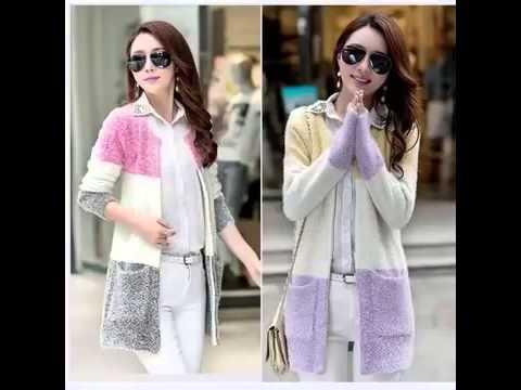 Những mẫu áo len thu đông đẹp của alitaobao.vn