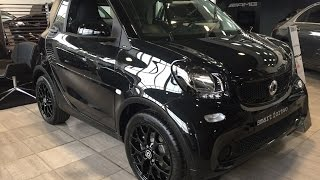 2017 Smart ForTwo Prime Sport - Exterior and Interior Review
