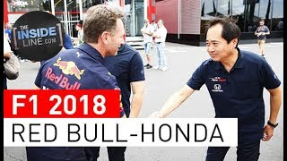 RED BULL RACING: HONDA BOUND