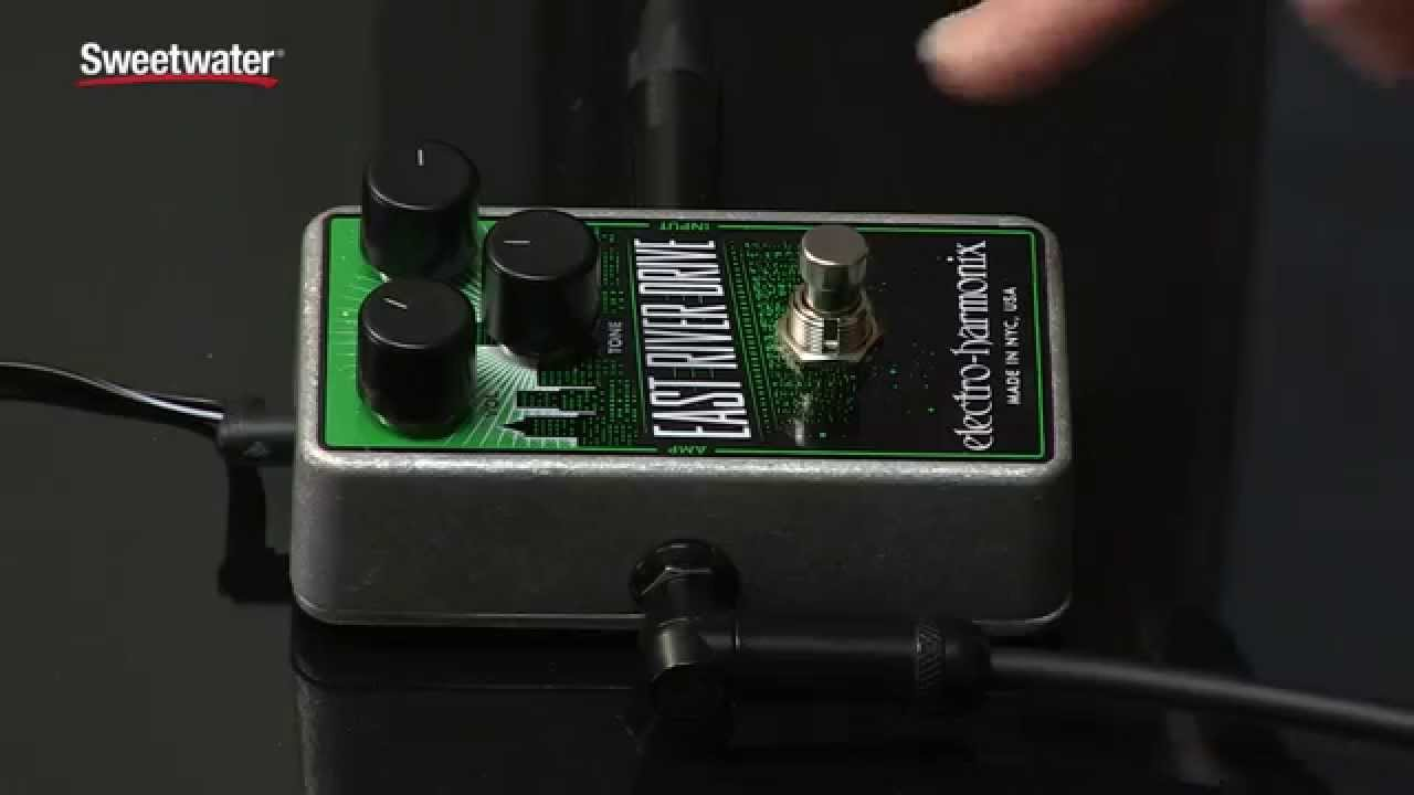 electro harmonix east river drive pedal review by sweetwater sound youtube. Black Bedroom Furniture Sets. Home Design Ideas