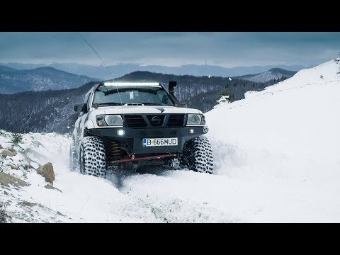 Offroad & Camping - iarna pe munte | STACS EXTRA