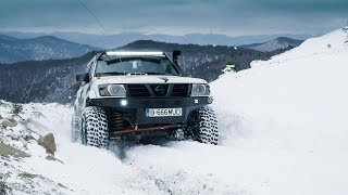 Offroad & Camping - Winter | STACS EXTRA