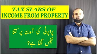 Tax Slabs Of Income From Property   Tax On Rent Income   English Subtitles