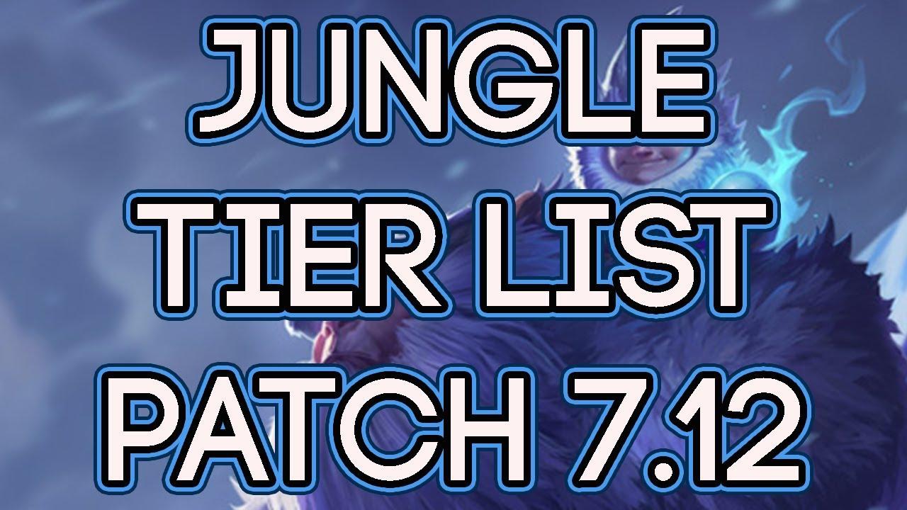 Jungle Tier