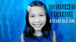Download Video 8 Years old Girl 10 Sounds Beatbox MP3 3GP MP4