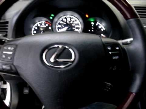 2006 lexus gs300 navigation backup camera woodgrain. Black Bedroom Furniture Sets. Home Design Ideas