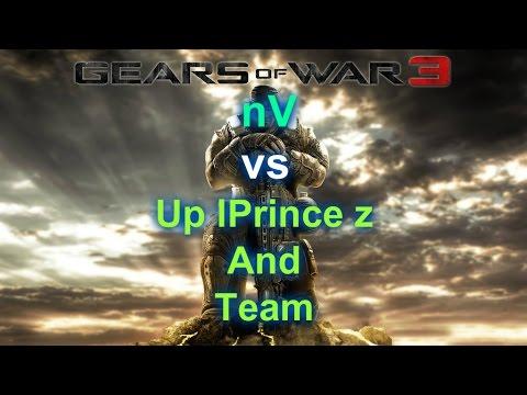 NV Vs Up LPrince Z And Team