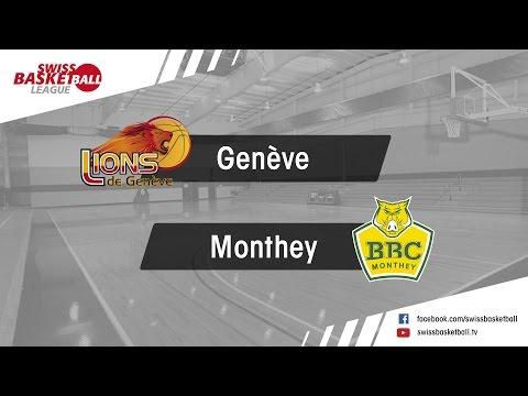 AM_D5: Genève vs Monthey