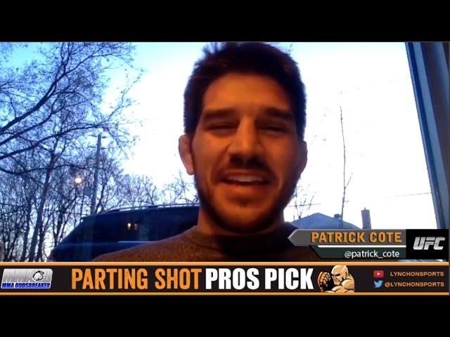 MMA Pros Pick - Demian Maia vs. Jorge Masvidal (UFC 211)