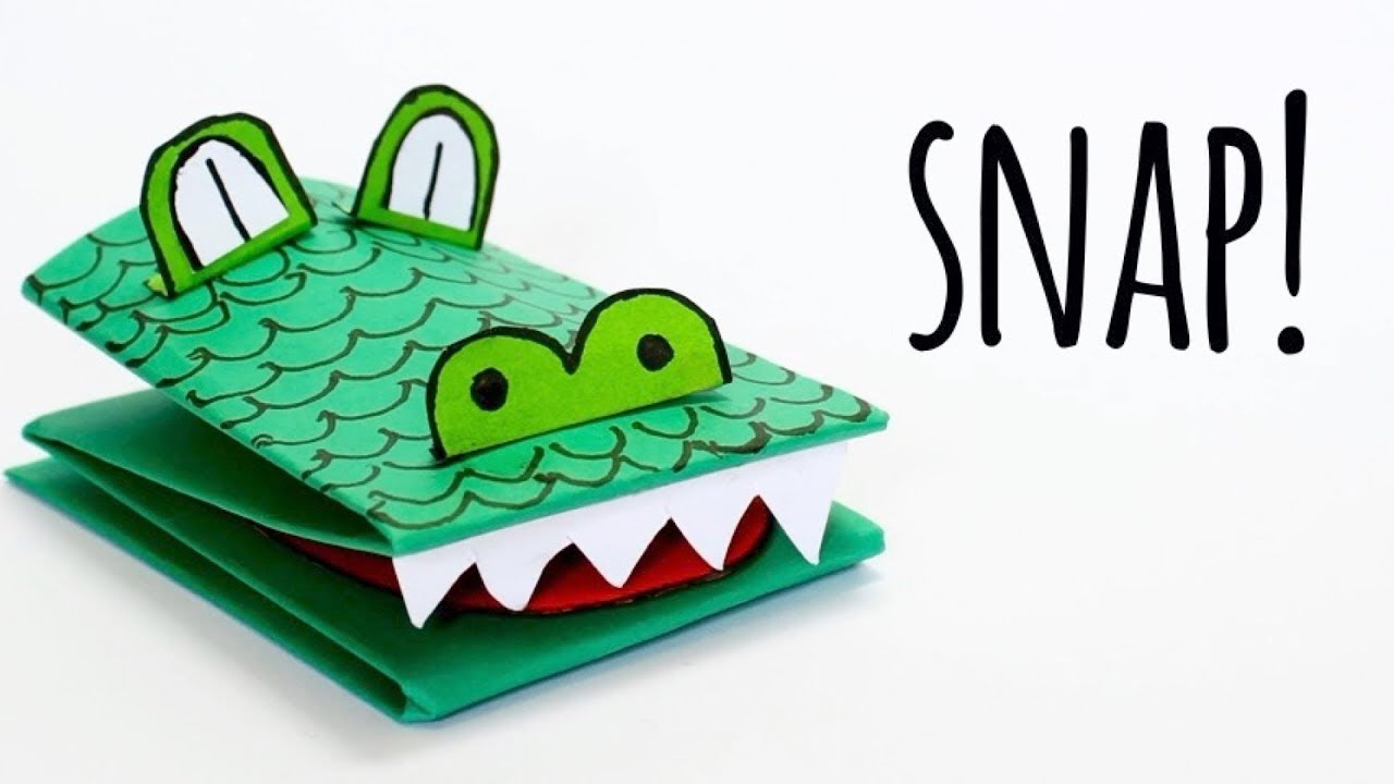 Alligator Arts And Crafts