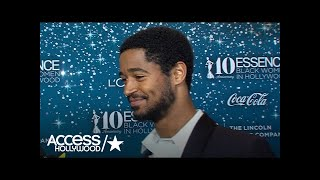 'How To Get Away With Murder': Alfred Enoch On Fans' Reactions To Wes' Death | Access Hollywood