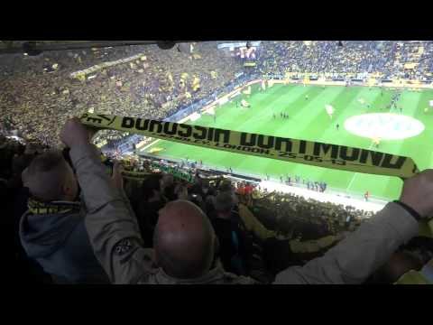 you 39 ll never walk alone bvb x leverkusen youtube. Black Bedroom Furniture Sets. Home Design Ideas