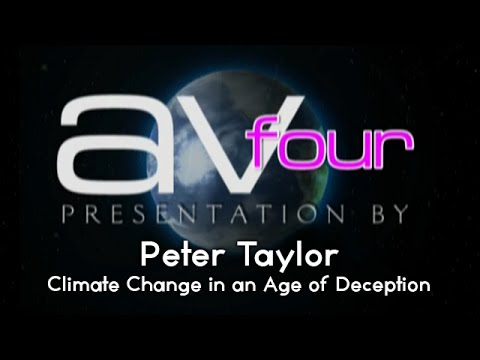AV4 - Peter Taylor - Climate Change in an Age of Deception