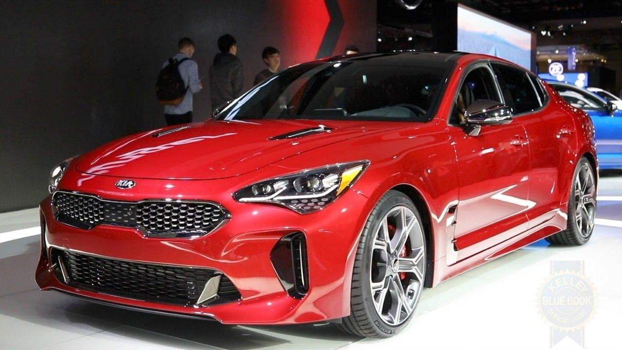 Kia >> 2018 Kia Stinger - 2017 Detroit Auto Show - YouTube