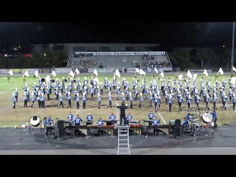 Pride of Sebastian River @ 2017 Tarpon Springs Outdoor Music Festival - part 2 of 2