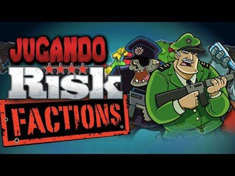Risk Factions con Tumtum, Bean3r y Mario Bros
