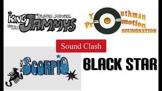 DVD Jammys vs Black Scorpio vs Youthman Promotion vs Black Star.