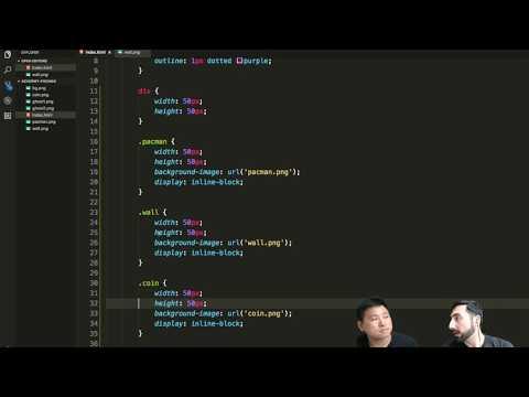 Coding Dojo Academy - Pac-Man build tutorial