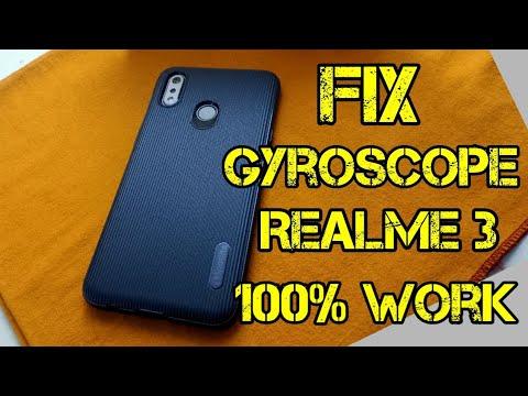 Fix Delay Gyroscope Realme 3 Dengan Mudah -Tutorial Realme