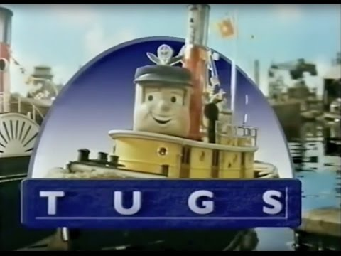 Tugs episode 1 - Sunshine TVS Production 1988 (1st shown in 1989)