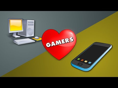 PC vs Mobile Gamers - I have statistics no one has ever seen!