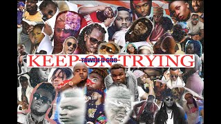 Taweh G - KEEP ON TRYING (New Liberian Music 2019)