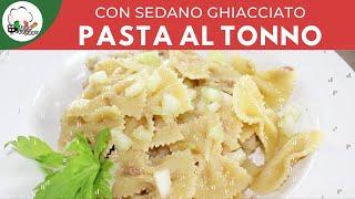 PASTA AL TONNO ESTIVA E FREDDA! | FoodVlogger