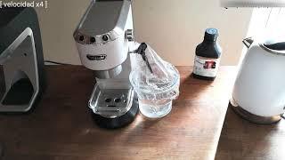 Delonghi Dedica EC685 Latte Art | Descalcificando la Dedica Delonghi