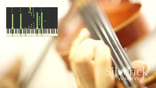 """Hajimete no Gal(はじめてのギャル) ED """"GAL的LOVE""""(Gal-tic Love) (Violin Cover)"""