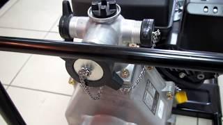 Обзор мотопомпы высокого давления (High Head Water Pump) DAISHIN SCH-4070GB