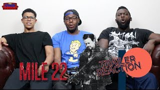 Download Video Mile 22 Trailer Reaction - Patreon Request MP3 3GP MP4