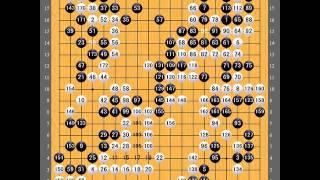 第9局 棋譜|●Magist(Master) vs ○愿我能(孟泰齢/モン・タイリン)|●Magist(Master) vs ○Meng Tailing