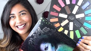 KAT VON D Mi Vida Loca Remix Palette: Review & Swatches!