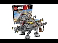 Lepin Star Wars 05032 Lego 75157 Captain Rex S At Te Speed Build