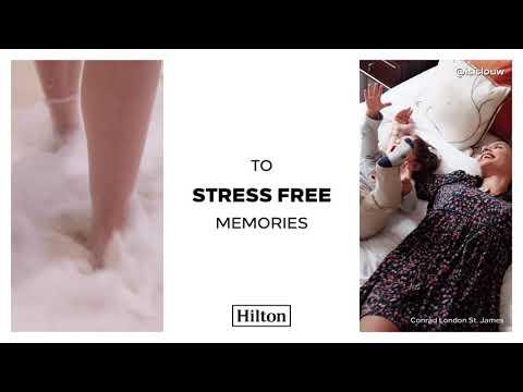 To New Memories. Hilton.com