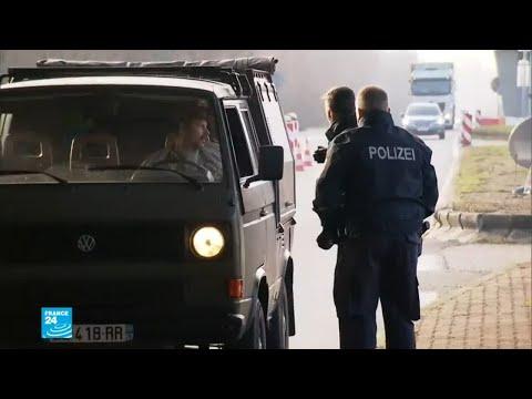 فرنسا: هل غادر المشتبه في تنفيذه هجوم ستراسبورغ باتجاه ألمانيا؟  - نشر قبل 25 دقيقة