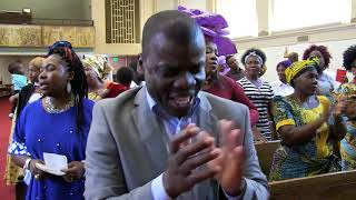 """Nilisha Toka, Sita Rudi Nyuma Tena"" by Ps. Polydor at Come to Jesus Ministries"