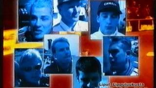 F1 Tähdet Helsingissä (Mainos vuodelta 1998)