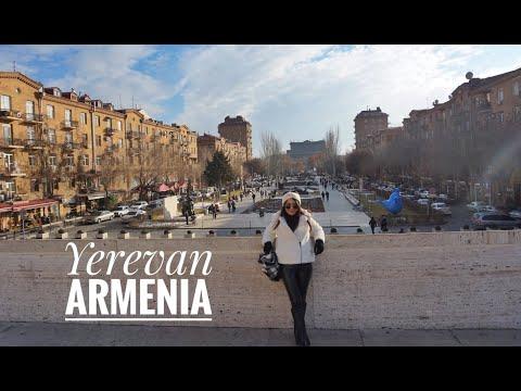 Exploring Yerevan Armenia!