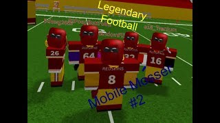 My Second Montage is Here! (Roblox Legendary Football)