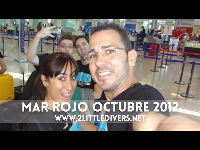 2 Little Divers | Mar Rojo Octubre 2012