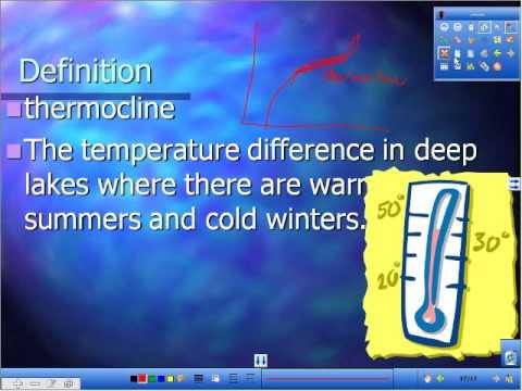 Aquatic Ecology notes 1